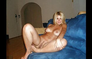 Lockige blonde Schönheit reifen porn bucklig