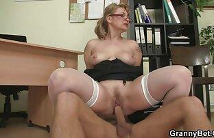 Big Tittied Ingwer Transe Jean Gray free porn reife Bekommt Creampies von einem Sex-Maschine-Experte